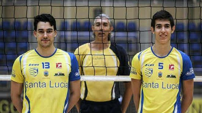 Sánchez y Pascual Jr., los hijos prolongan la mejor saga del voleibol español