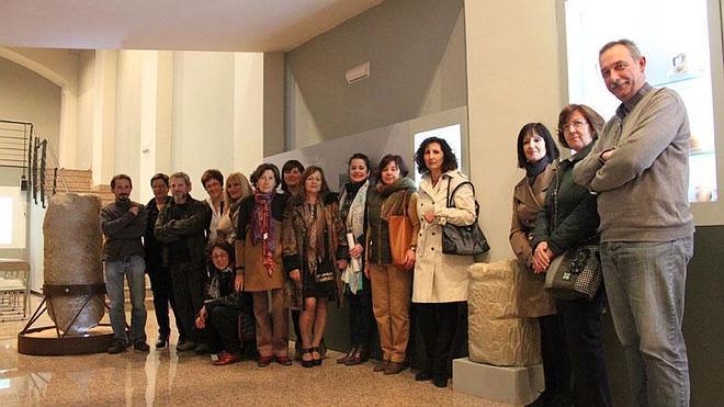 Alfaro enriquece su museo romano