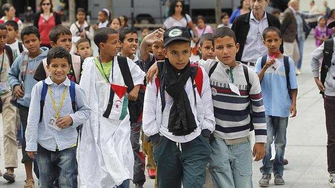 Logroño se une al programa 'Vacaciones en Paz' del Sáhara