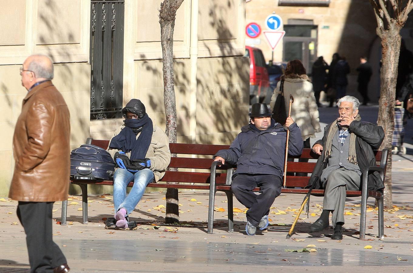 La Campaña 'Ola de frío' atendió este invierno a 306 personas con casi 5.300 servicios de alojamiento, un 19% menos