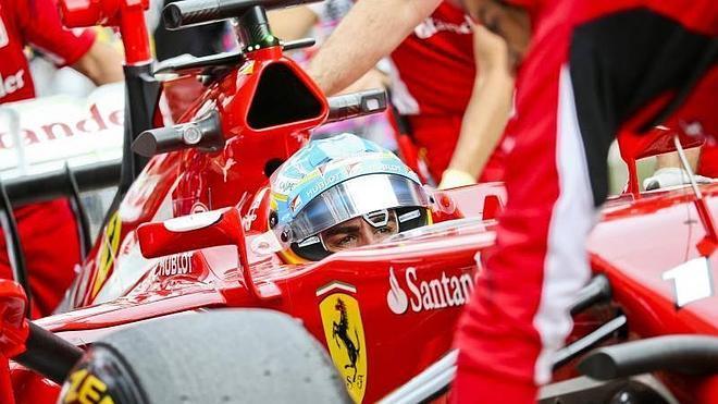 "Alonso aprovechó en Shanghái varias ""pequeñas mejoras"""