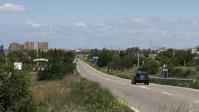 Cuatro heridos en un accidente en el término municipal de Arnedo