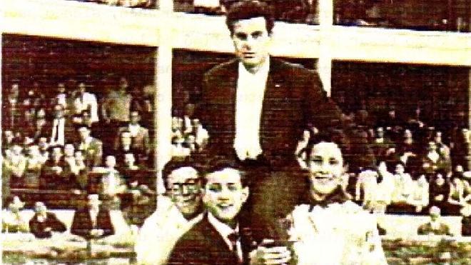 Tarde de toros en Arnedo, en 1960