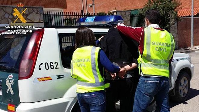 Encarcelado por maltrato, detención ilegal y amenazas en La Rioja Baja