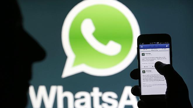 Salvados por el 'whatsapp'