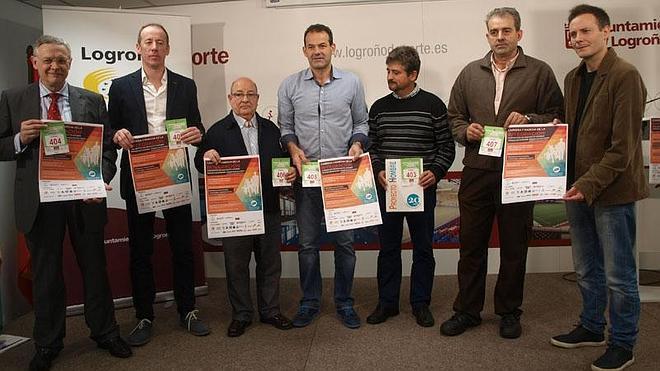 Logroño acoge la Carrera y Marcha de la Integración