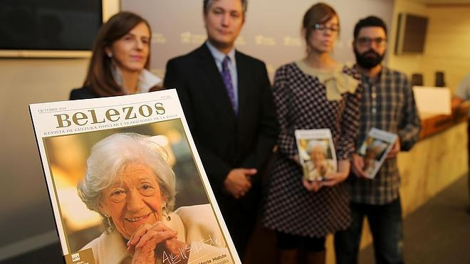 Belezos homenajea a Ana María Matute por su vinculación con Mansilla