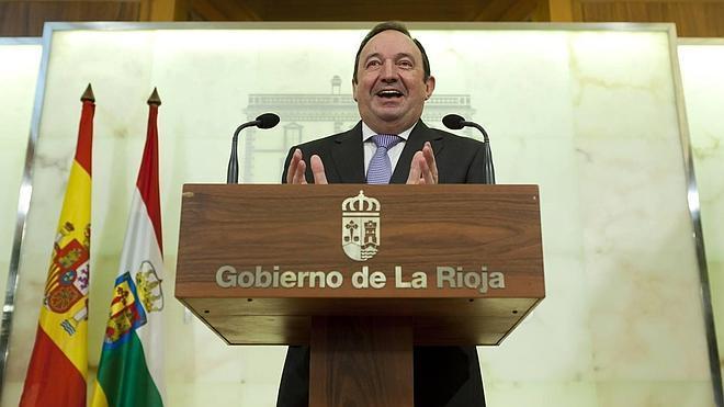 Las inversiones del Estado en La Rioja han crecido un 8,3%, según Sanz