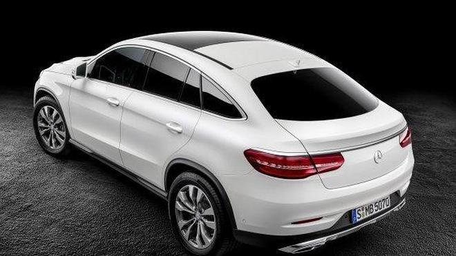 El primer todocamino coupé de Mercedes