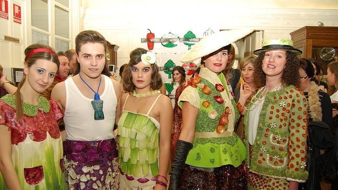 El casting para elegir a las modelos del desfile de verduras se celebrará el viernes