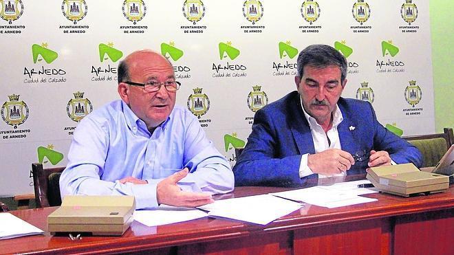 Marín dejará el PR+ de Arnedo y no descarta «otros proyectos» políticos