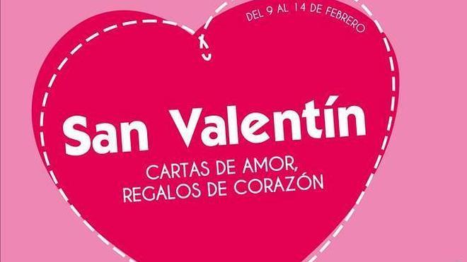 San Valentín, objetivo comercial