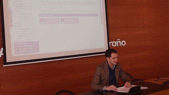 """Logroño tendrá un 'tablón"""" electrónico de edictos en 2015"""