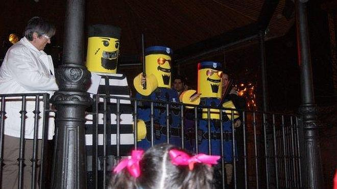 Los concursos de disfraces protagonizan el Carnaval