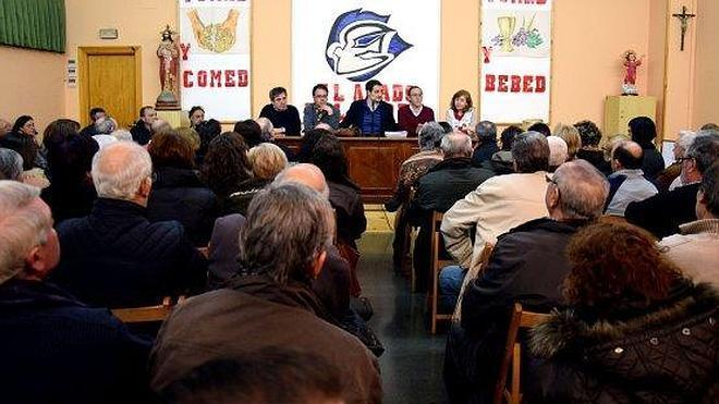 El Ayuntamiento y la concesionaria de Jorge Vigón acuerdan el paso a propiedad del aparcamiento