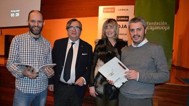 'La Rioja de cabo a rabo' se presentó en Calahorra