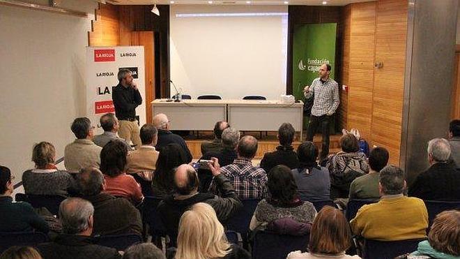 'La Rioja de cabo a rabo' recaló ayer en Alfaro