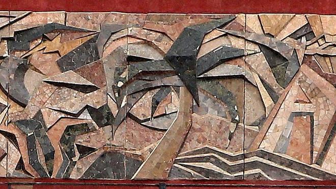 #Andestá número 10: un mosaico bien visible