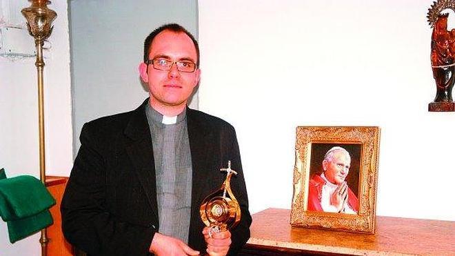 Sangre de Juan Pablo II