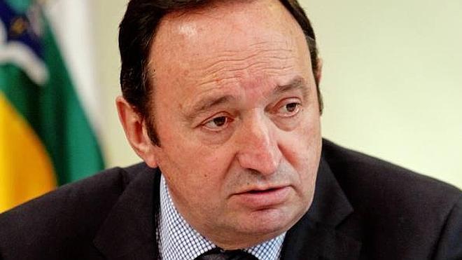 Sanz, respecto a Rato: «Me llena de tranquilidad que el Gobierno no haga distinciones a la hora de actuar»