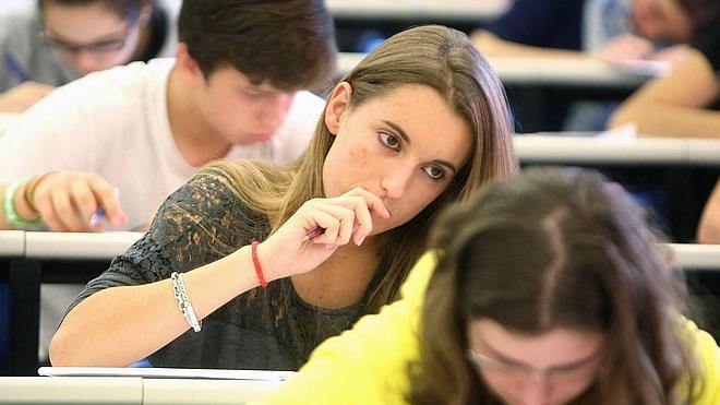 El 97,4 de los estudiantes sale 'apto' en la Selectividad