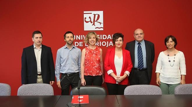 Dos nuevos investigadores para la UR