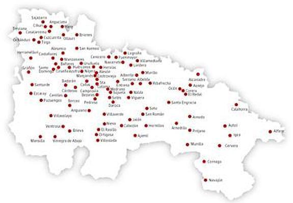 114 Pueblos Quieren Ser El Mejor De La Rioja La Rioja