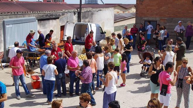 Alberite abre su barrio de las bodegas