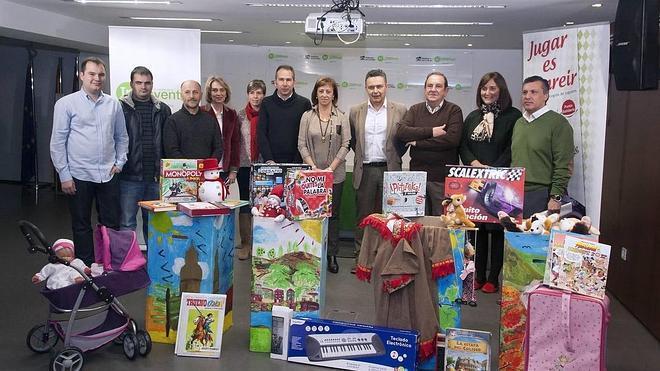 Trece municipios riojanos recogerán juguetes hasta el 30 de diciembre