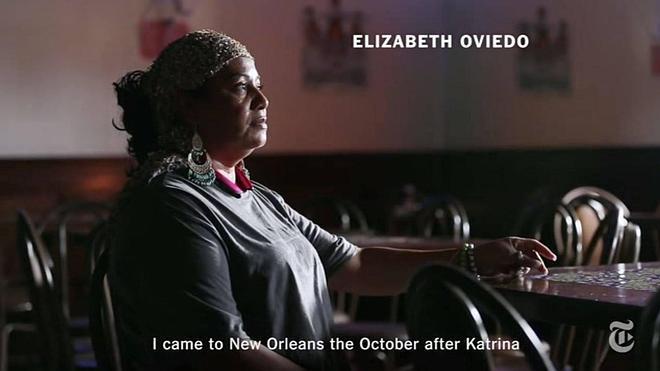 Diez años tras el Katrina