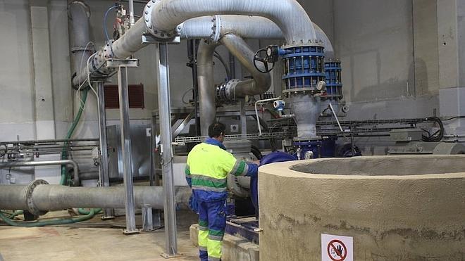 Tecnología punta para el agua