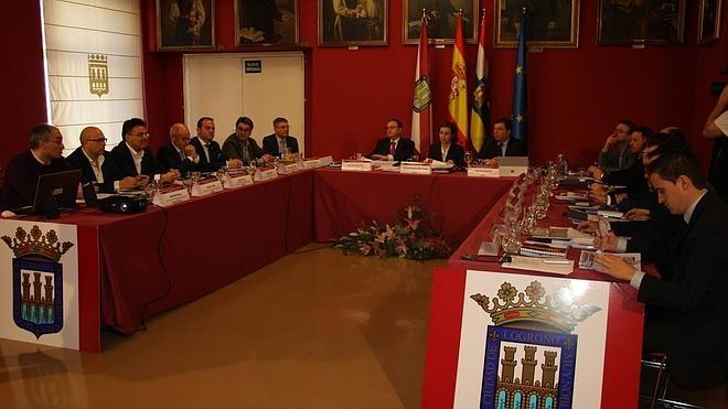 Logroño y Valonia reforzarán lazos comerciales basados en la 'smart city' y las TIC