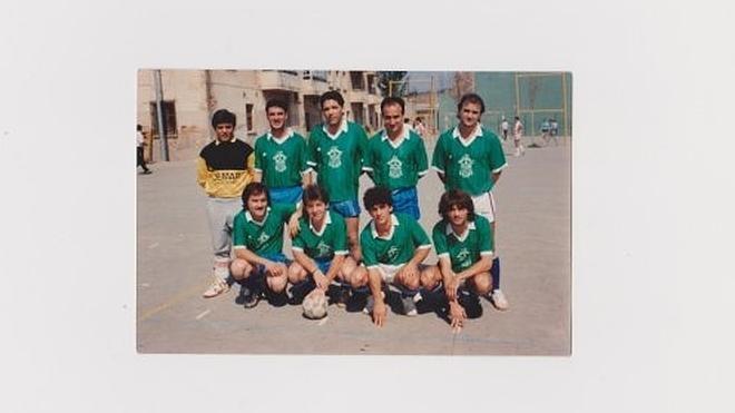 Subcampeón del torneo de Yagüe en 1990