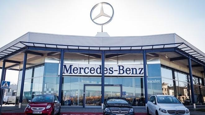 Auto Oja obtiene el premio 'Sensia' XII edición Mercedes Benz