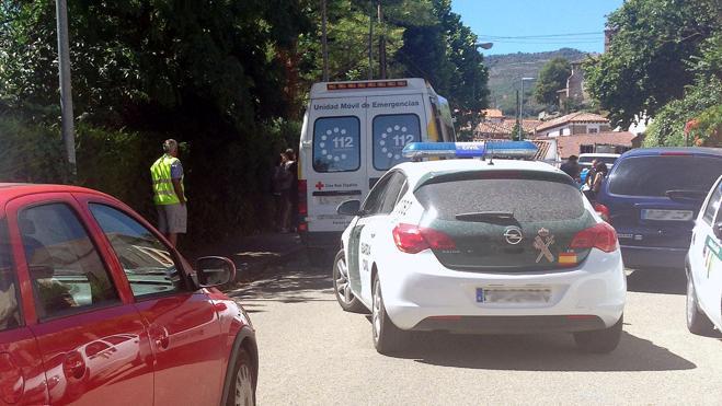Fallece un operario del servicio de recogida de basura en Torrecilla