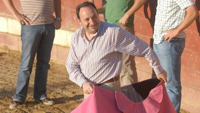 Pedro Sanz, 'Aficionado Insigne' a los toros