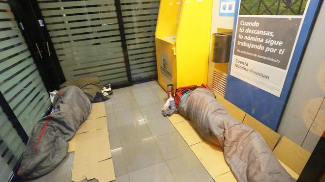 La campaña de invierno para la acogida de personas sin hogar permanecerá activa del 1 de diciembre al 31 de marzo
