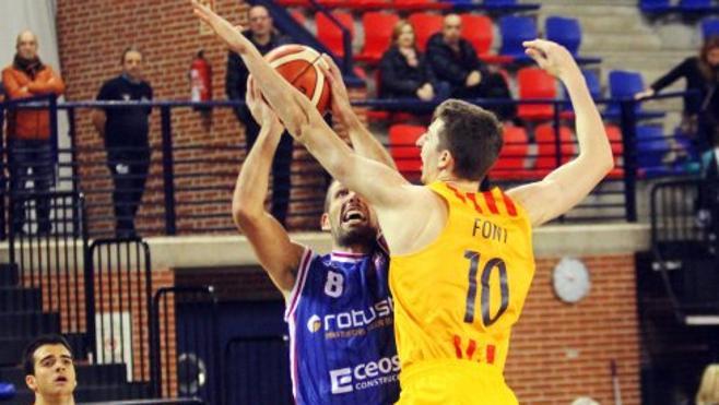 Directo: Huesca-Robusta
