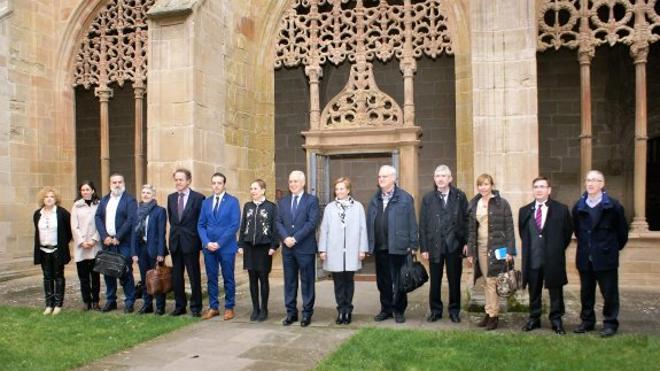 El Patronato garantiza las visitas a Santa María la Real tras la marcha de los frailes