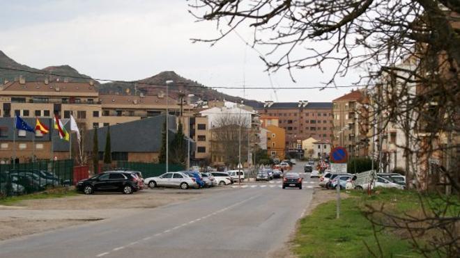 Ciudadanos pide el respaldo del Gobierno riojano al bulevar najerino del mueble