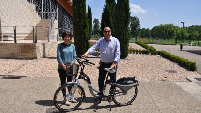 El alquiler de bicicletas en Haro entrará en servicio después de las fiestas