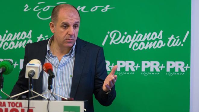 González de Legarra presidirá la mesa del XV Congreso del PR+