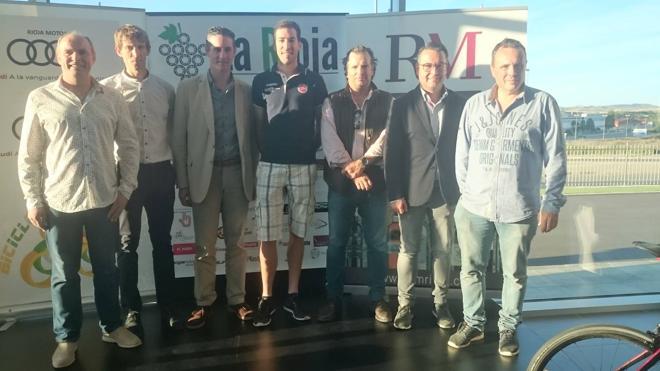 Llega la 'Cicloturista La Rioja', con 159 kilómetros