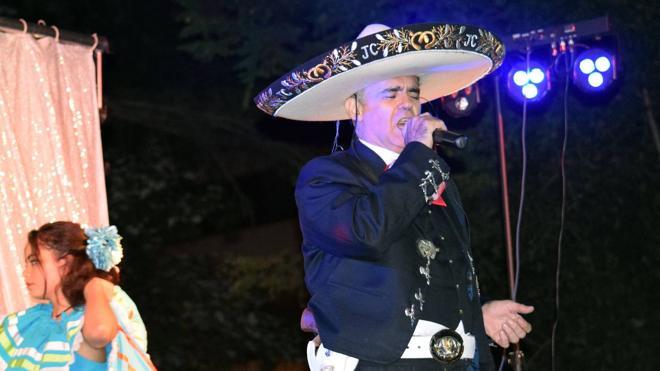 Juancho 'El Charro' presenta su último disco el Día de La Rioja