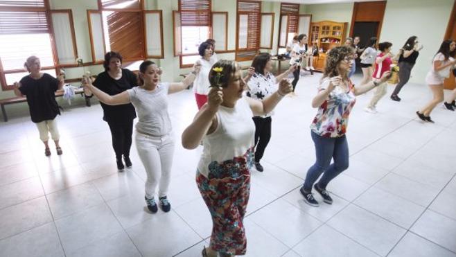 La danza florece en Yagüe